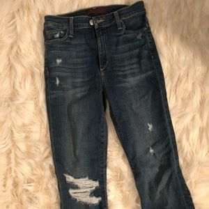 Joe's The Charlie High Rise Skinny Jean